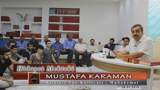 Risale-i Nur Külliyatı - Muhakemat