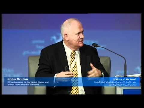 JEF2012 - Day 1, Session 2, Building Blocs: A global re-focus on models of regional cooperation