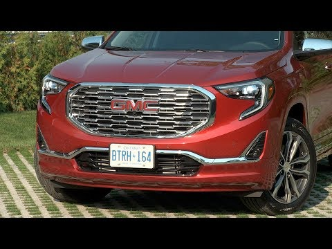 2018 GMC Terrain Review