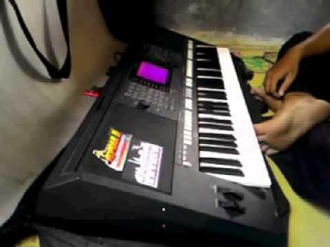 Tutupe Wirang Karaoke Yamaha PSR