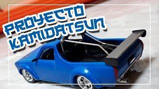 Datsun Wagon Custom Hot Wheels