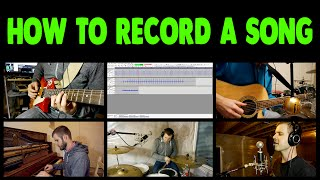 How To Record A Song On Computer Simple Explanation
