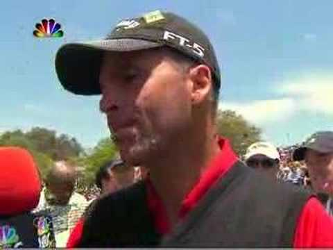 Tiger Woods Wins 2008 US Open Sudden Death Playoff