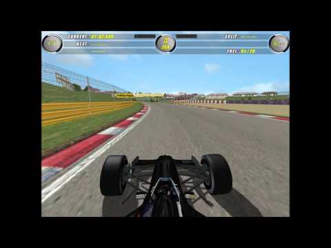 F1 Challenge 99 02 VB mod gameplay, South Africa 92 with Perry McCarthy
