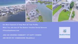 Advertise Vacation Rentals – Beach Houses, Cabins, Condos, Cottages #BookDirect