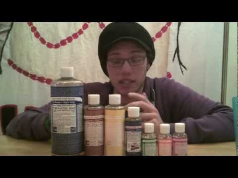 Dr. Bronner's Liquid Soap: Dreadlock Shampoo Review