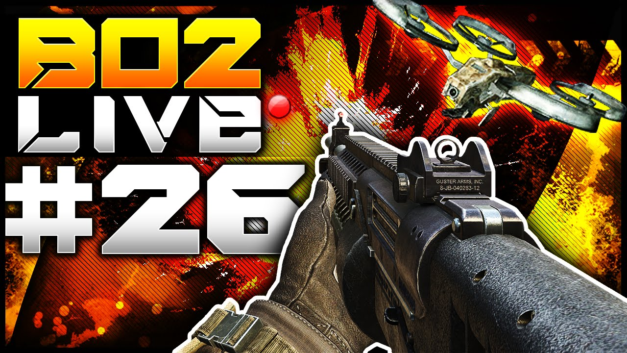 CoD BO2: M1216 MADNESS! - LiVE w/ Elite #26 (Call of Duty ... M1216 Black Ops 2