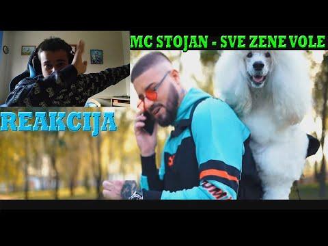 JA SAM MNOGO STIDLJIV MOMAK.. - MC STOJAN - SVE ZENE VOLE (feat. JANKO) (Reakcija)
