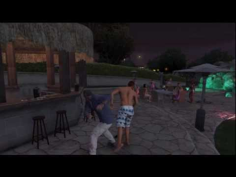 GTA V (GTA 5) - Street Fight Compilation (Brutal Fights, Knockouts) Image 1