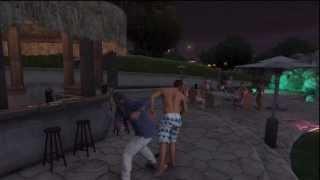 GTA V (GTA 5) - Street Fight Compilation (Brutal Fights, Knockouts)