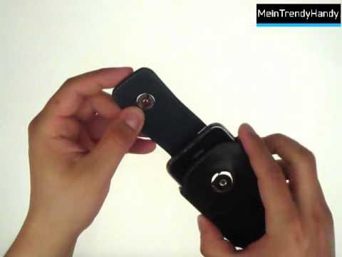 Ledertasche Iphone 3gs Iphone 3g 3gs Bugatti
