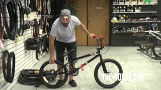 2013 Framed Forge BMX Bike Review - The-House.com