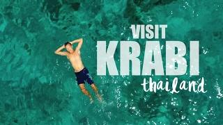 INCREDIBLE KRABI, THAILAND | DJI Phantom & Mavic | GoPro | Knekt
