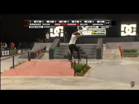 Street League 2012: Heats On Demand - Ontario Semifinals