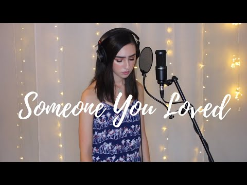 Someone You Loved - Lewis Capaldi (cover) By Genavieve