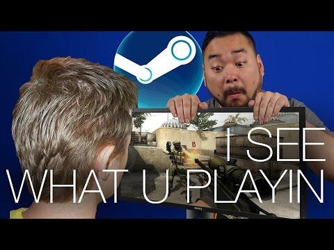 Steam Broadcasting, Smash Bros Wii U bug, Xbox Live Hacked