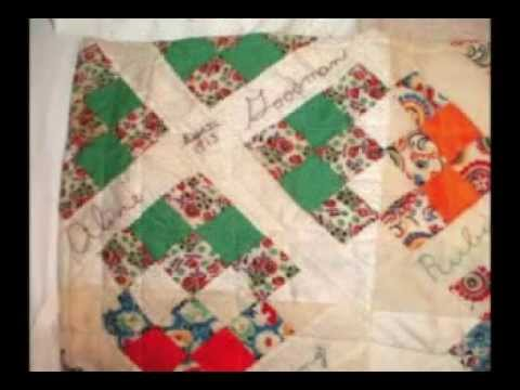 Genealogy Gems Presents: Heritage Quilts