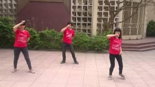 Hướng dẫn flashmob Ngày xuân Long phụng sum vầy - Tết vì người bệnh 2015