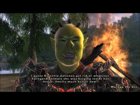 Oblivion Complete Playthrough; Part 111 - Knights of the White Stallion