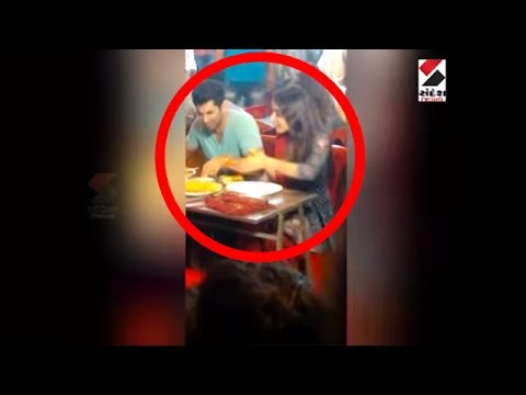 Shraddha Kapoor and Aditya enjoyed the food in manek chowk at Ahmadabad || Sandesh News