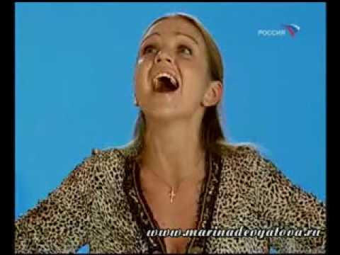 """Марина Девятова на кастинге """"НА - 3"""""""