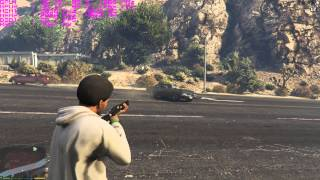 GTA V 980M SLI 8GB game play ultra 4x MSAA 1440p 347.88 driver.