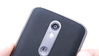 Обзор Moto X Force: распаковка, дисплей, звук и синтетика (подробный обзор)