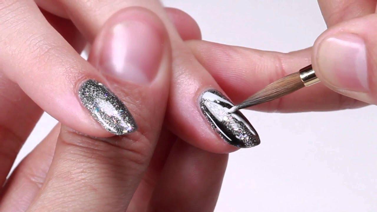 Youtube Video Nail Art Gel 38