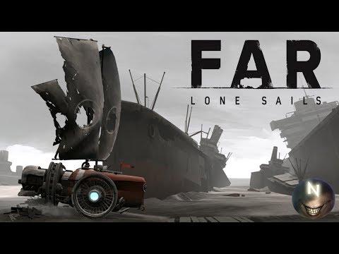 Плавание на колёсах (Первый Взгляд\Обзор) FAR Lone Sails