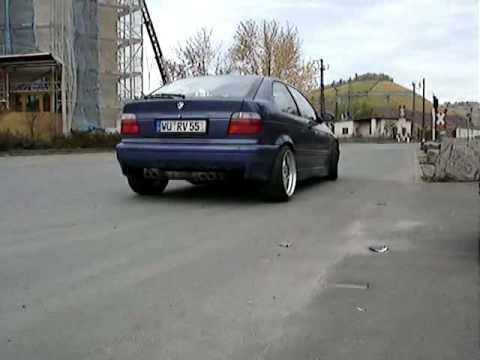 E36 Compact Drift Bmw E36 Compact Mit E46 m3 Esd