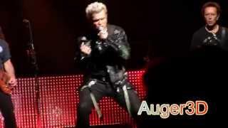 Watch Billy Idol Love Like Fire video