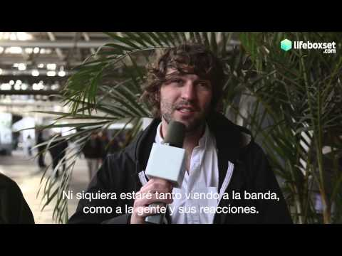 Vive Latino 2013: entrevista con Japandroids