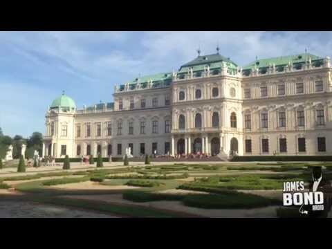 The Living Daylights Location Tour, Vienna | James Bond Radio