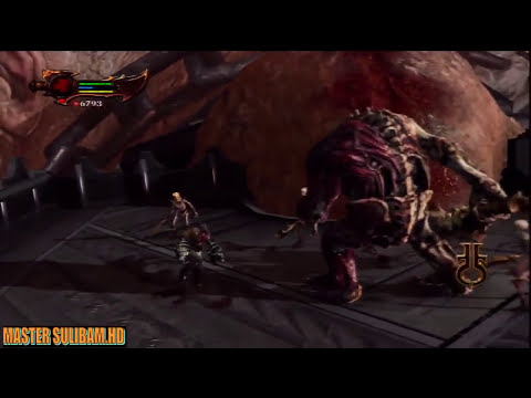 Dios de la guerra - God of war 3 Vs Cronos Movie HD (Sub español) Part 25