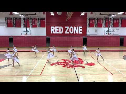 City High Dance Team 2015 State Winning Lyrical Routine