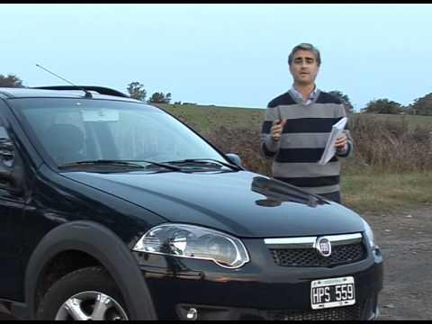 Fiat Strada 3 puertas Multijet - Test - Matías Antico