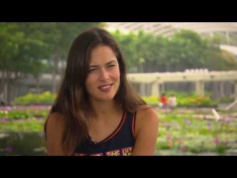 Ana Ivanovic | 2014 WTA Finals Pre-Tournament Interview