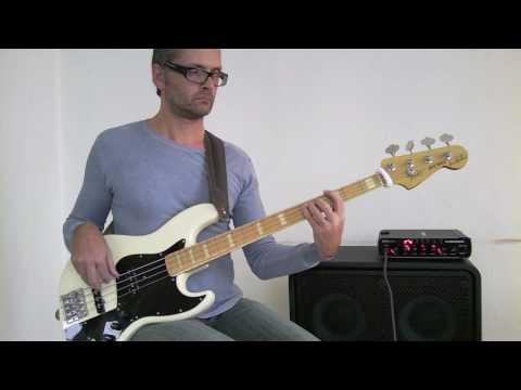 L295 D7 Groovy bass lick