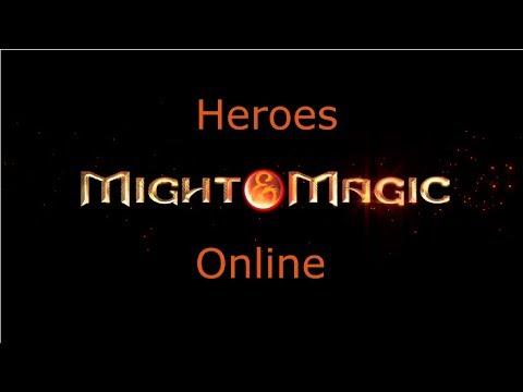 Герои - Меча и Магии (Онлайн) / Heroes of Might & Magic Online - Краткий обзор. (Новая игра!)