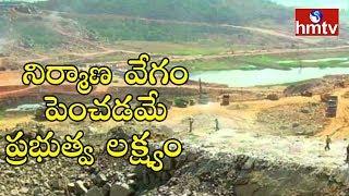 Mega Engineering Company Gets Polavaram Rock Fill Dam Works