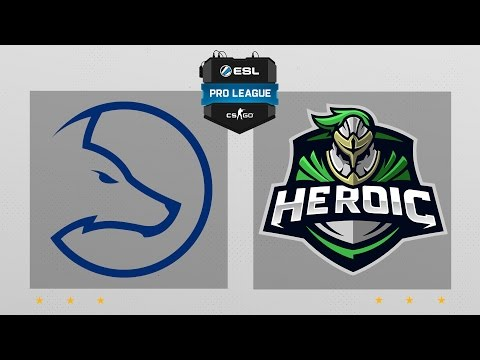 CS:GO - LDLC vs. Heroic [Overpass] Map 1 - ESL Pro League Season 5 - EU Matchday 4