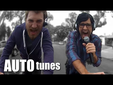 Push It Cover f. Rhett & Link (Auto Tunes w/Flula) klip izle