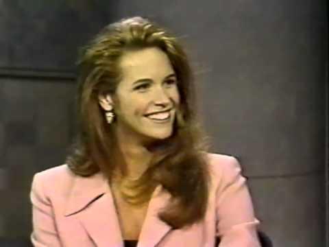 Elle Macpherson on Late Night (1991)