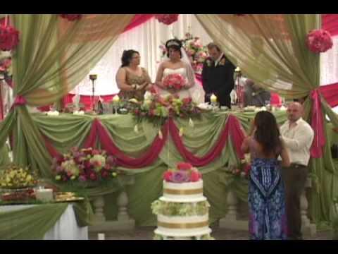 Albanian Wedding Kreshnik & Matilda Part 5