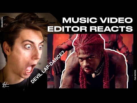 Download Lagu Christian Video Editor Reacts to Lil Nas X - MONTERO (Lap-Dancing on the Devil).mp3