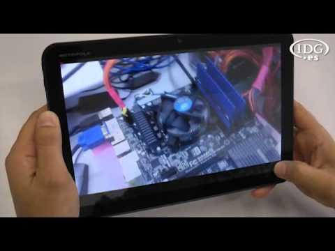 Tablet - Tablet Motorola Xoom