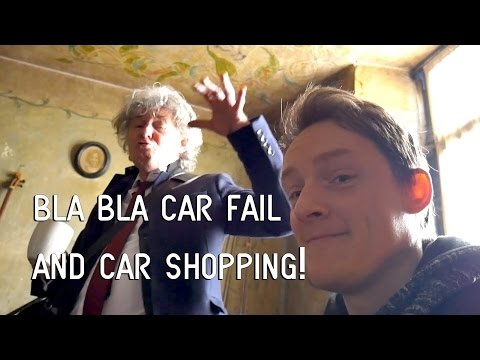 Weekend Maastricht: BlaBla Car Fail & Car Shopping!