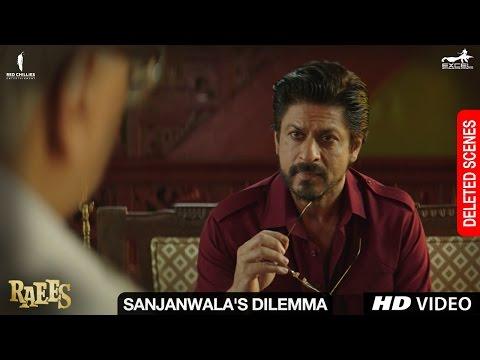 Raees | Sanjanwala's Dilemma | Deleted Scene | Shah Rukh Khan, Mahira Khan, Nawazudduin Sidiqqui thumbnail