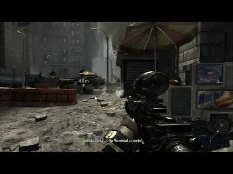 Call Of Duty Modern Warfare 3 GTX 560 Partes