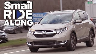 2018 Honda CR-V Touring Test Drive - Smail Ride Along